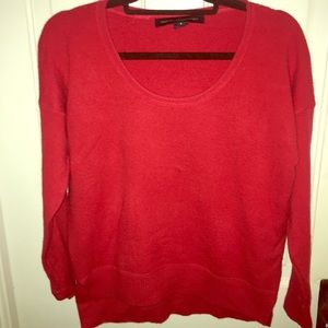 French Connection red sweater